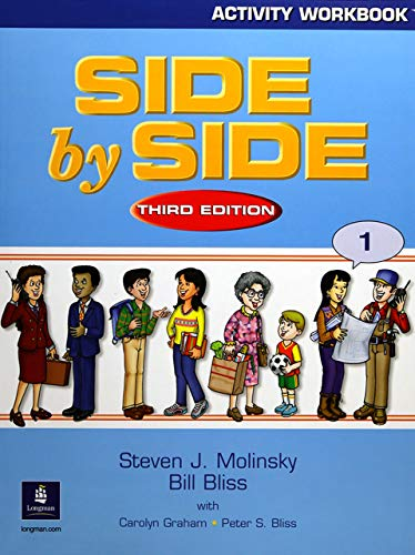 9780130267450: Side by Side Activity Workbook, Book 1