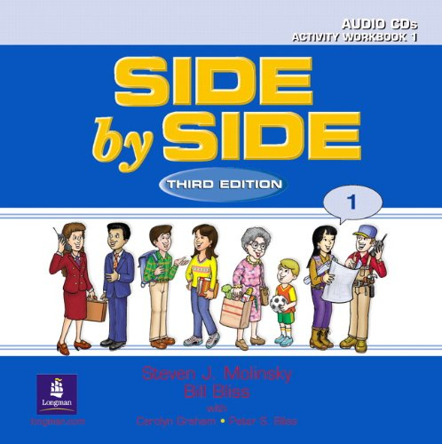9780130267474: Side by Side 1 Activity Workbook 1 Audio CDs (2)