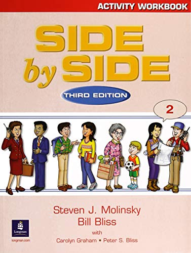9780130267504: Side by Side 2 Activity Workbook 2