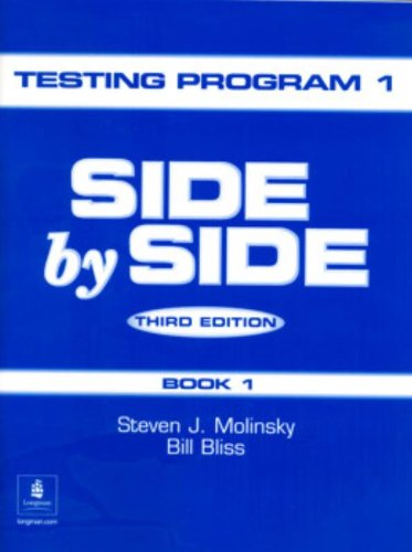 Side by Side Test Program, Level 1: Molinsky, Steven J