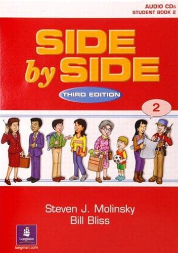 9780130267597: Side by Side 2 Student Book 2 Audio CDs (7): Student Book Level 2