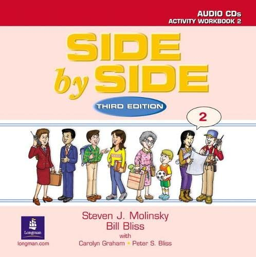 9780130267641: Side by Side 2 Activity Workbook 2 Audio CD (2)