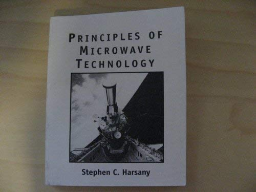 9780130268624: Principles of Microwave Technology