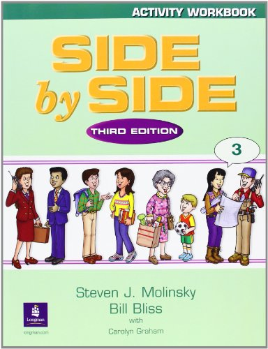 9780130268754: Side by Side Activity Workbook, Book 3