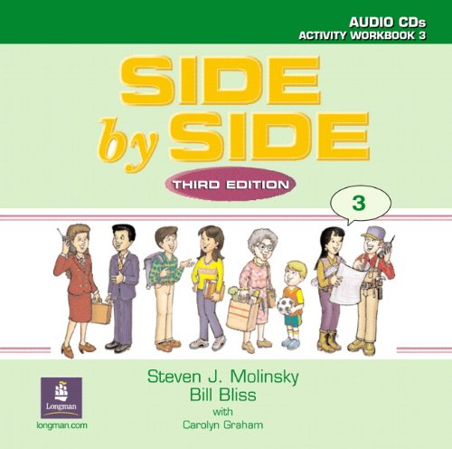 9780130268778: Side by Side 3 Activity Workbook 3 Audio CDs (2)