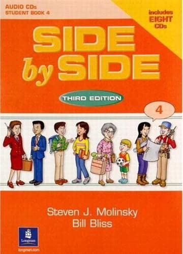 9780130268808: Side by Side 4 Student Book 4 Audio CDs (7)