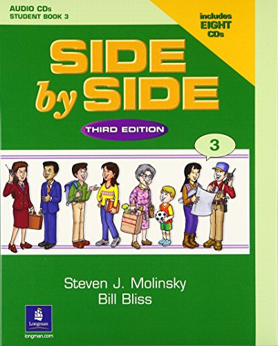 9780130268822: Side by Side 3 Student Book 3 Audio CDs (7)