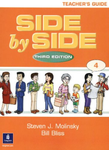 9780130268969: Side by Side Teacher's Guide 4