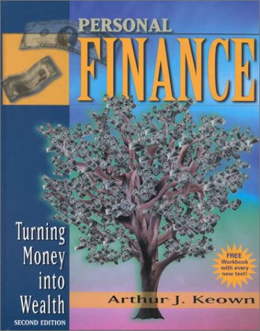 9780130269287: Personal Finance: Building and Protecting Your Wealth (Prentice Hall Finance Series)