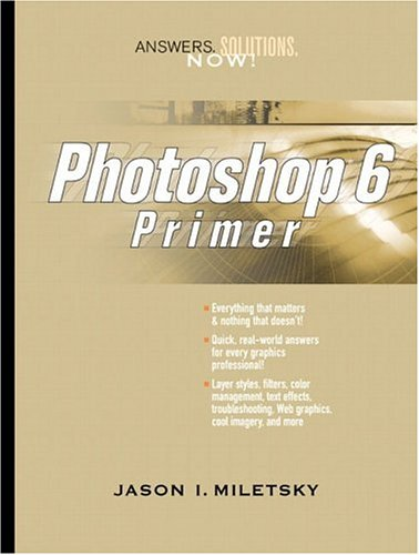 9780130270184: PhotoShop 6 Primer