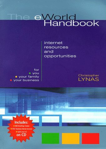 9780130270443: The E-World Handbook: Internet Resources and Opportunities