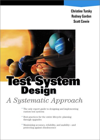 9780130272607: Test System Design: A Systematic Approach