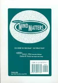 9780130272782: Mind Matters CD-ROM