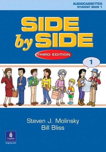 9780130272881: Side by Side 1 Student Book 1 Audiocassettes (6) [With Cassette]: Audiocassettes Bk. 1