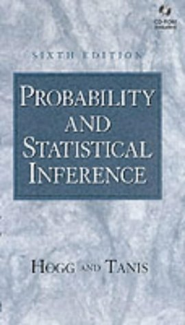9780130272942: Probability and Statistical Inference