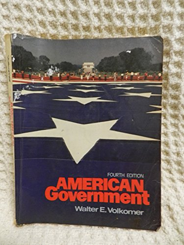 9780130273352: American Government