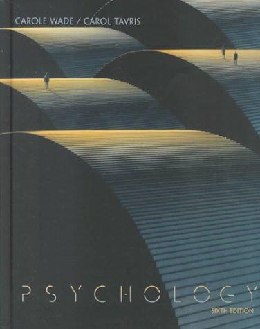 9780130273567: Psychology