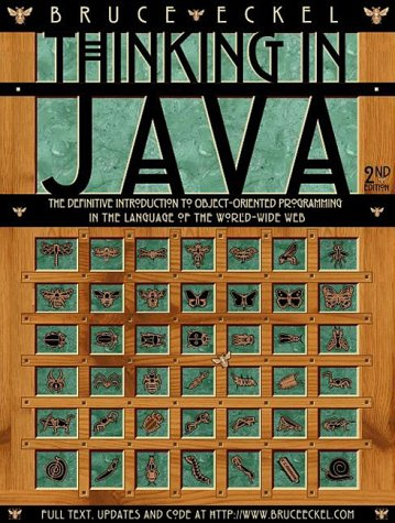 9780130273635: Thinking in Java