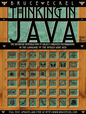 9780130273635: Thinking in Java (2nd Edition) (with CD ROM)