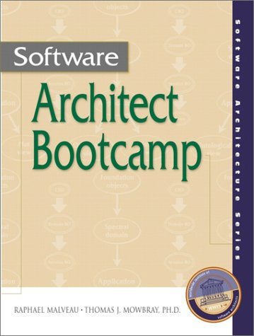 9780130274076: Software Architecture: A Programmer's Field Manual (Software Systems Architecture)
