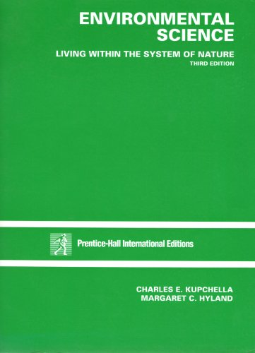 9780130274182: Environmental Science: Living within the System of Nature (Prentice Hall international editions)
