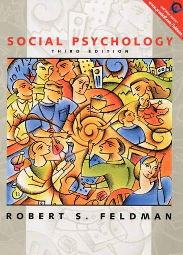 9780130274793: Social Psychology (3rd Edition)