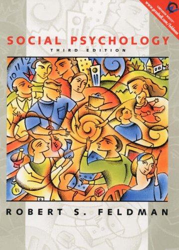 9780130274793: Social Psychology