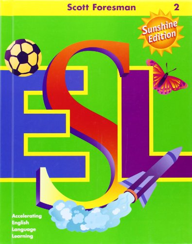 9780130274885: Scott Foresman ESL Student Book, Grade 2, Second Edition