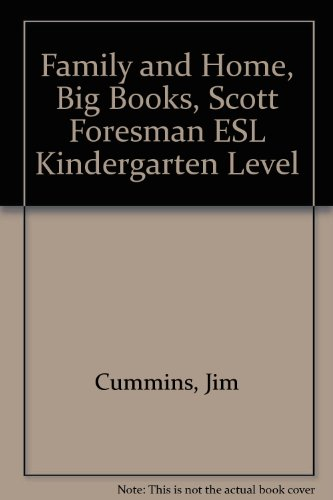 9780130275066: Family and Home, Second Edition (Scott Foresman ESL Big Books, Kindergarten Level)