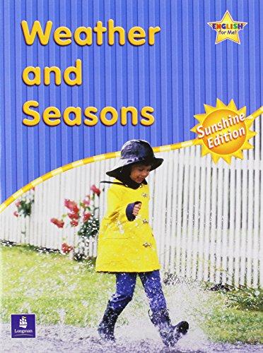 Weather and Seasons, Second Edition (Scott Foresman ESL Little Books, Kindergarten Level) (0130275107) by Jim Cummins; Anna Uhl Chamot; Carolyn Kessler; J. Michael O'Malley; Lily Wong Fillmore; Cummins; Chamot