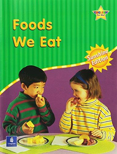 9780130275172: Foods We Eat, Little Books, Scott Foresman ESL Kindergarten Level: Grade Kindergarten: Food We Eat