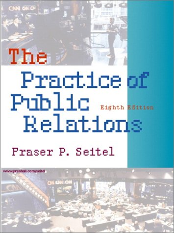 9780130276797: Practice of Public Relations (8th Edition)