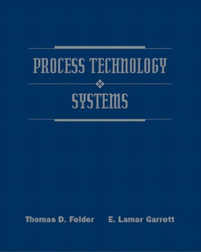 9780130279385: Process Technology Systems