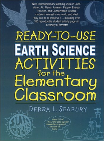 9780130279774: Ready-To-Use Earth Science Activities for the Elementary Classroom