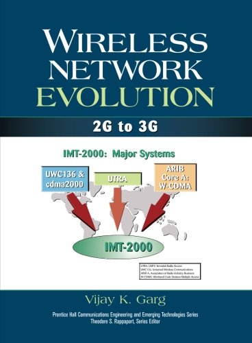 Wireless Network Evolution: 2G to 3G: Vijay K. Garg