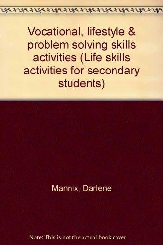 9780130281210: Vocational, lifestyle & problem solving skills activities (Life skills activi...