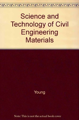 9780130281258: Science and Technology of Civil Engineering Materials