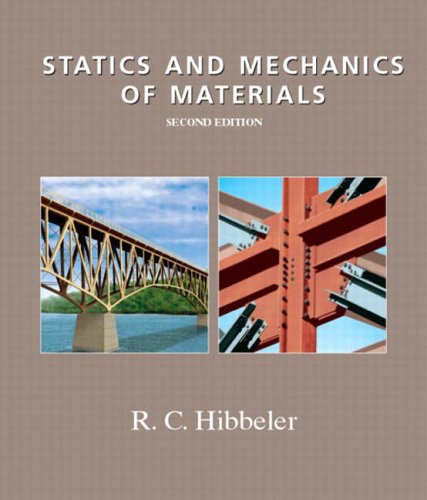 9780130281272: Statics and Mechanics of Materials