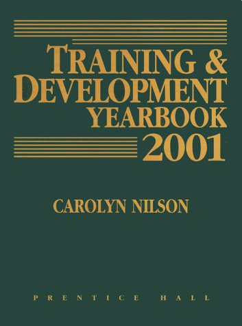 9780130281432: Training and Development Yearbook 2001