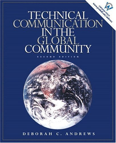 9780130281524: Technical Communication in the Global Community (2nd Edition)