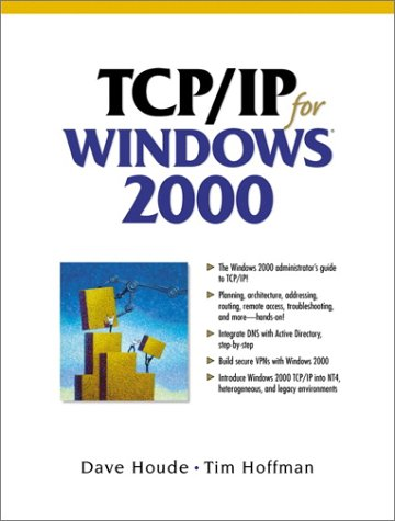 9780130281609: TCP/IP For Windows 2000