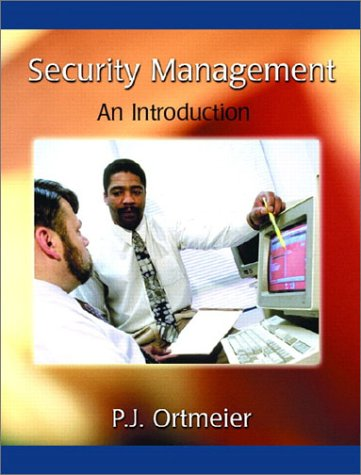 9780130281654: Security Management: An Introduction