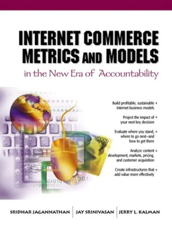 9780130281869: E-commerce: Metrics, Models and Examples