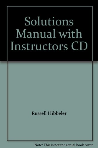 9780130282132: Solutions Manual with Instructors CD