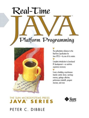 9780130282613: Real-time Java Platform Programming (Sun Microsystems Press Java)