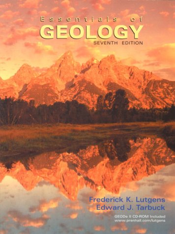 9780130282873: Essentials of Geology and GEODe II CD-ROM Package (7th Edition)