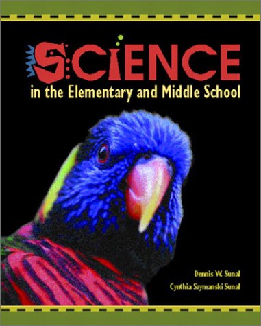 9780130283429: Science in the Elementary and Middle School