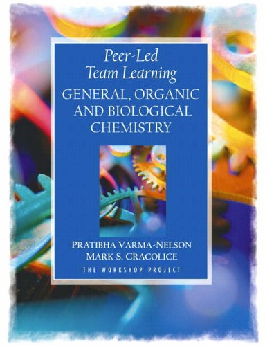 9780130283610: Peer-LED Team Learning: General, Organic and Biological Chemistry (Educational Innovation)