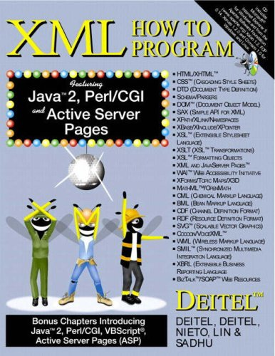 9780130284174: XML: How to Program