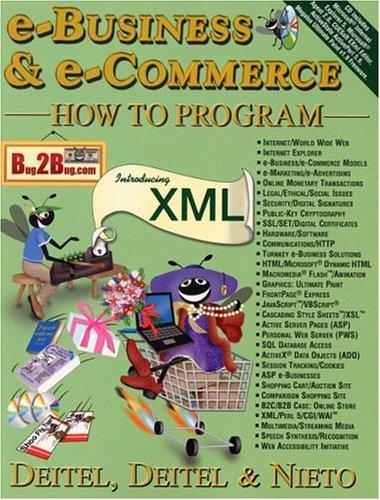 9780130284198: e-Business and  e-Commerce How to Program